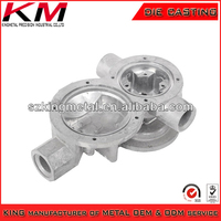 Recycle Metal Casted High Precision Car Replacement Fitting Factory Price