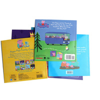 High Quality Cheap Comic Pop up Series Adult children book, baby cheap Photo book printing