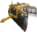hydraulic heavy disc harrow tractor