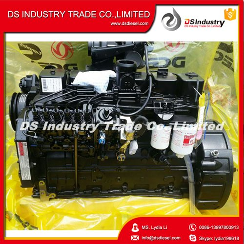 auto spare parts 6BTA5.9 engine assembly, 5.9L car engine, diesel the engine