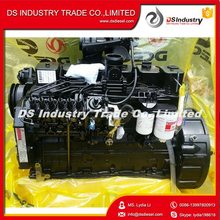 truck spare parts 6BTA5.9 engine assembly 6 cylinder diesel engine for sale