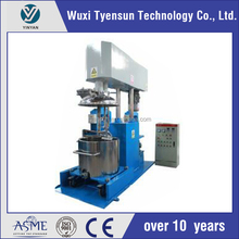 Double shaft disperser used for paint mixing machine