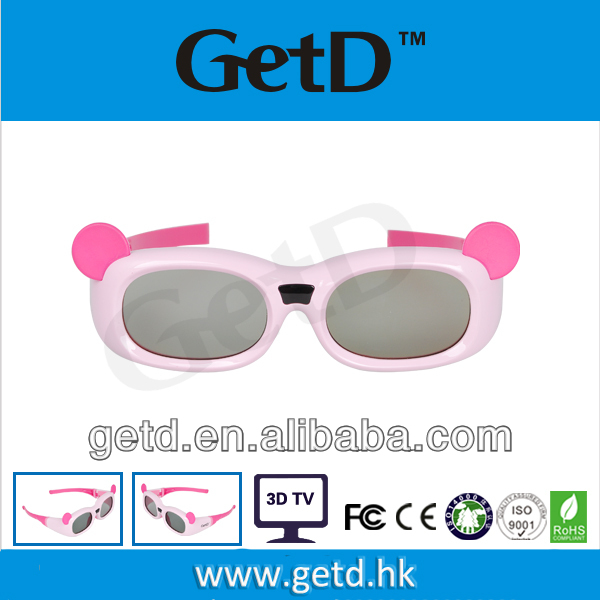 kids active 3D glasses for 3d TVs, like Samsung, Sony, LG, sharp, philips, Toshiba, panasonic etc