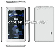 7 inch google android mid tablet pc manual with Dual Core Cortex A9