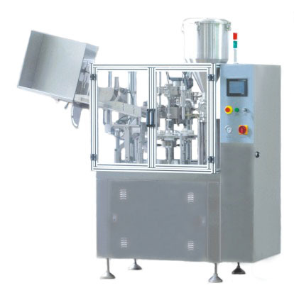 SH-80 tooth paste Filling and Sealing Machine,cosmestic Tube filling and sealing machine