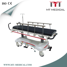 High quality Luxurious Hydraulic Patient Stretcher Trolley