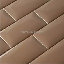 glazed ceramic wall tiles penang/bread subway tiles 75*150mm from foshan MDC