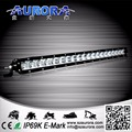 AURORA low cost light bar, led super slim led light bar, offroad led light bar