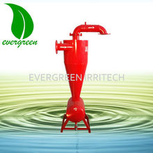 Ravier Lake Water Hydro-Cyclone Filter Iron Sand Filter for drip agriculture Irrigation System