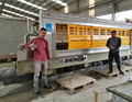 Automatic quartz stone production line quartz stone slabs polishing machine