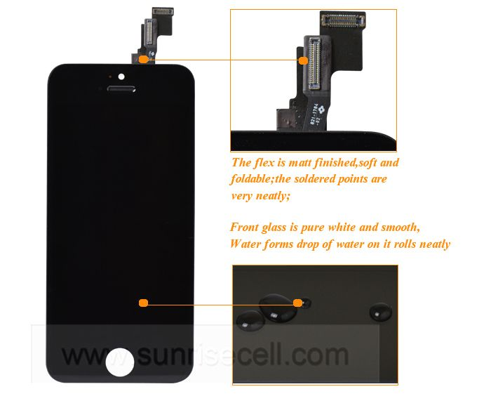 The Best Price For iPhone 5c Lcd Digitizer