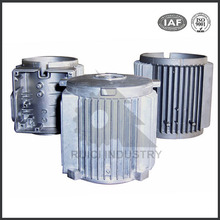 China OEM services die casting electric aluminum motor housing