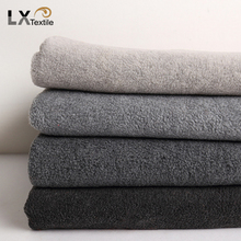 2018 high quality soft and comfortable polyester super thick polar fleece fabric