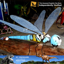 MY Dino-2014 Newly made amusement park animatronic artificial insect for sale