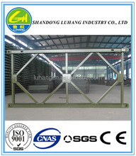 200 portable steel bailey bridge for industrial construction