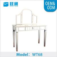Factory price Factory outlet dressing table with cupboard
