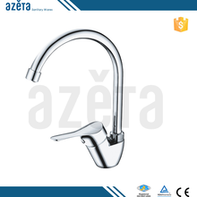 2015 Fashion Cheap Chrome Mixer Pillar Sink Tap Faucet