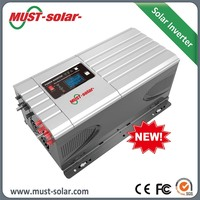 off grid Pure Sine Wave 48v 220v dc to ac Power Inverter 5000w inverter spare parts