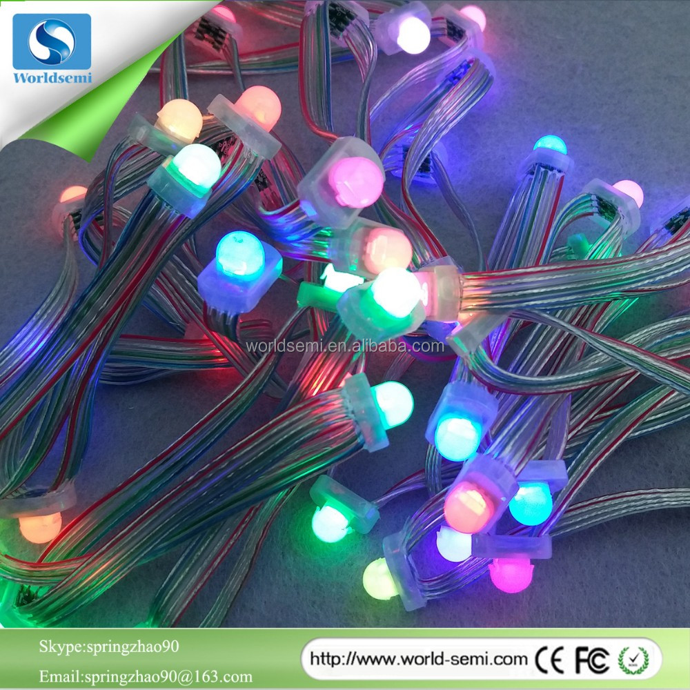 Wholesale ws2813 New type digital christmas led strip light ...