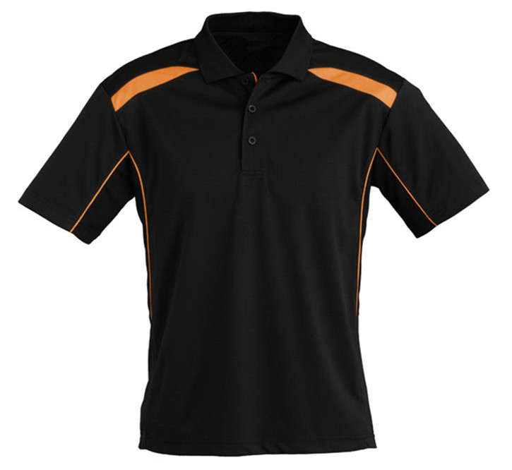 high quality OEM polyester sports polo shirt custom made in china