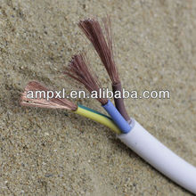 15/3 AWG Wire Copper Conductor Electric RVV power cable