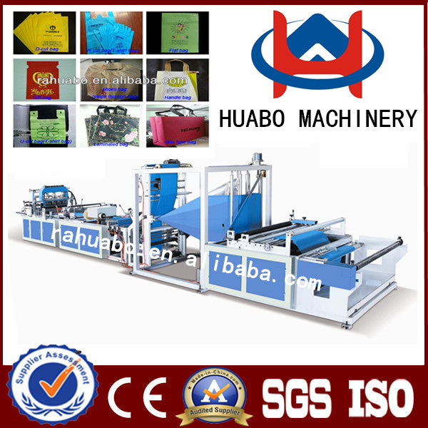 High Speed Multi-function school bags making machines