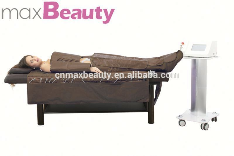 Beauty apparatus pressotherapy massage boots