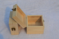 Wooden Jewelry Boxes Material velvet jewellery box