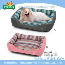 Cute and Warm Poly Rattan Dog Bed