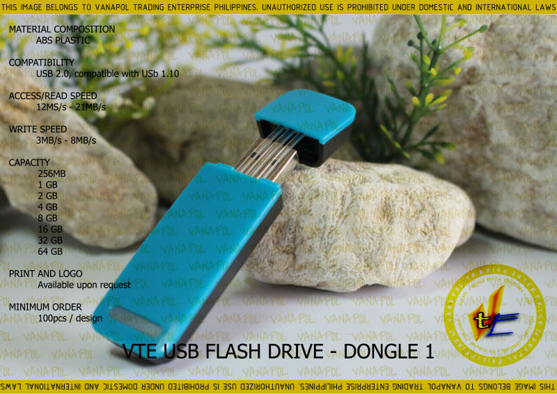 VANAPOL USB FLASH DRIVE DONGLE 1