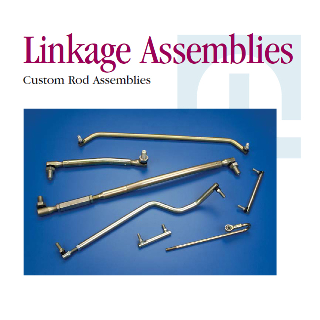 Straight or bent adjustable linkage