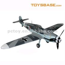 2012 BF-109 New With Retract Landing Gear Model Airplane