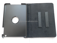 DIY blank sublimation Leather case for iPad 2/3 Cover