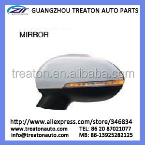 SIDE MIRROR FOR RIO 2012 4DOOR SEDAN