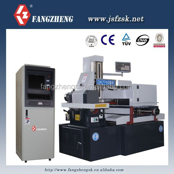 New Design CNC Wire Cutting Machine