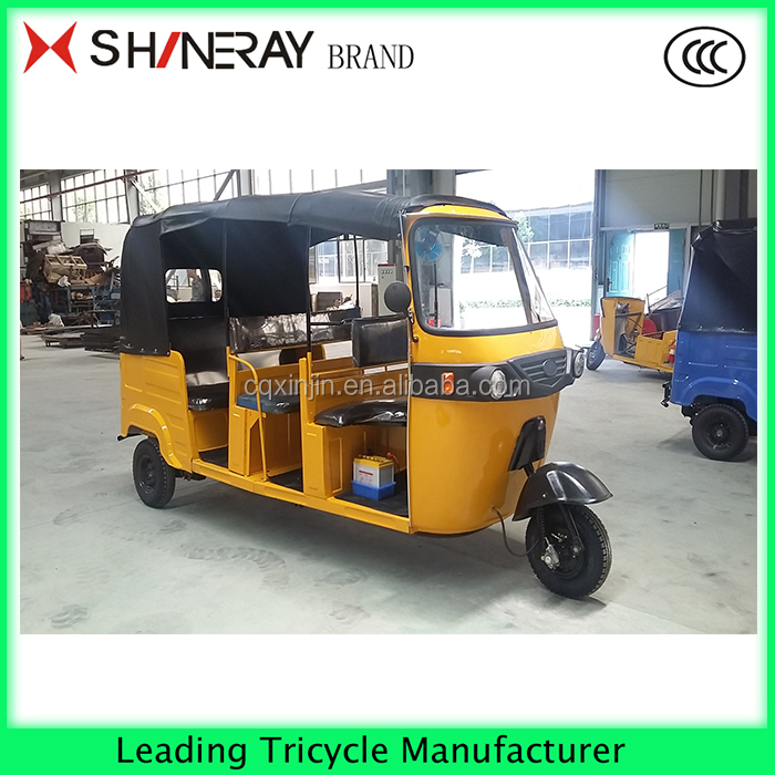 Bajaj Chinese Taxi Passenger Tricycle for Sale