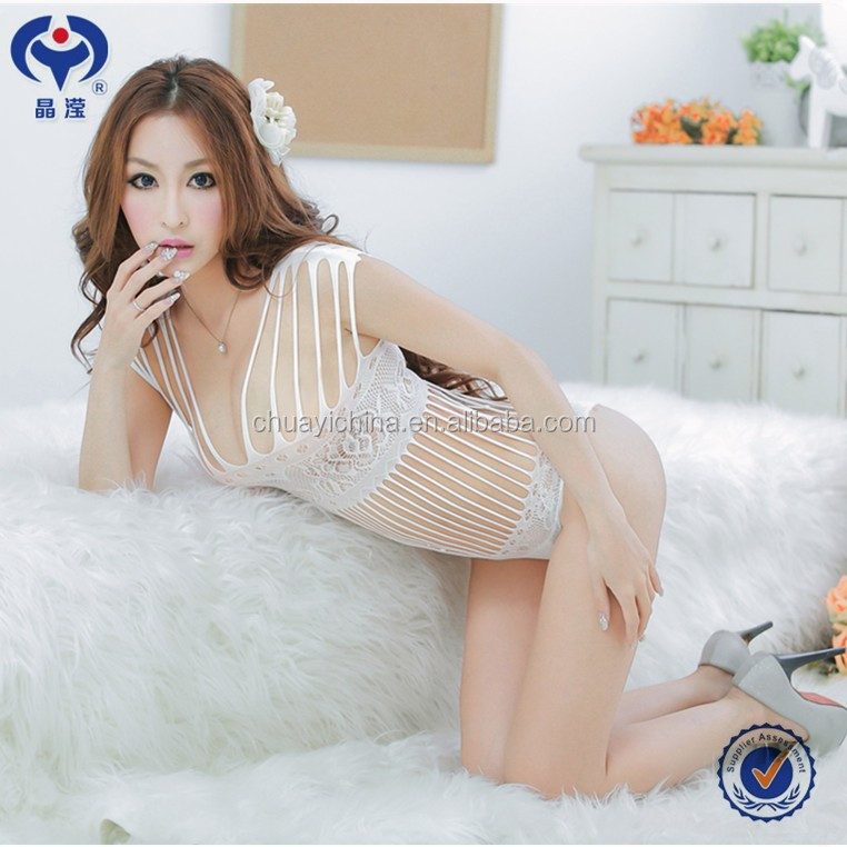 Hot Sale Sexy Babydoll Lingerie Nightwear Sexy Night Dresses