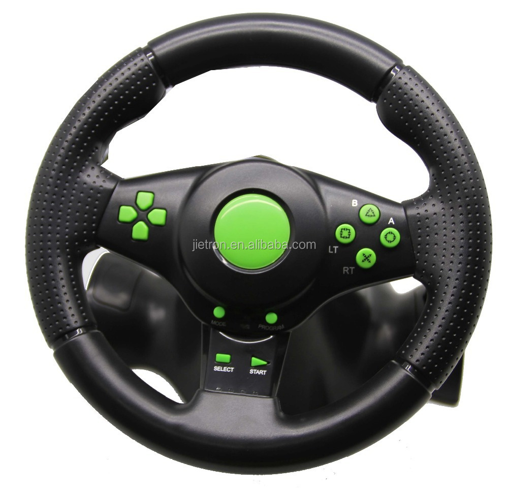 Game Steering Racing Wheel For PS4/ XBOX ONE/PS2/PS3/PC/XBOX 360