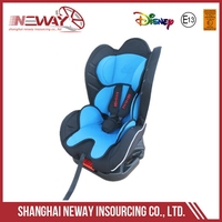 Latest Fashion professional baby car seat for 12 month old