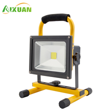 Construction Site Lighting Floor Outdoor 220 Volt Led Flood Light 20 W Smd Bulb Italian
