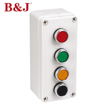 B&J Promotional IP68 ABS Plastic Waterproof Enclosure Junction Electrical Box