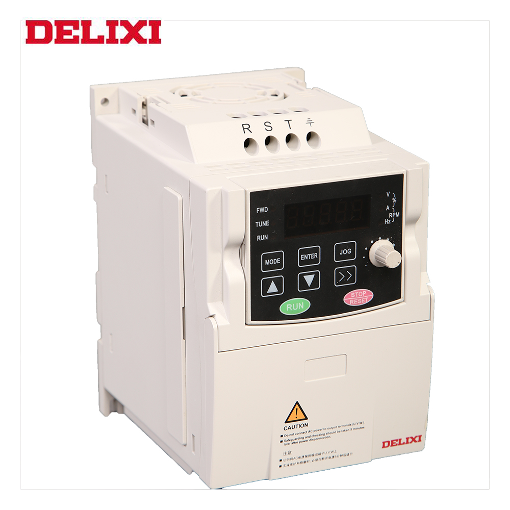 DELIXI CDI-E102G015T4/P018.5T4BL 15/18.5kw Triple phase 380V IP22 Variable Frequency Drive Inverter Converter with DC Reactor