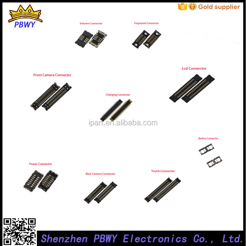 Factory Price For Iphone 6 Plus Connector, For Iphone 6 Plus Motherboard Connector