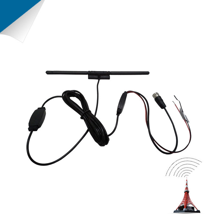 High quality digital 800/900/1800/1900/2100MHz car digital tv antenna