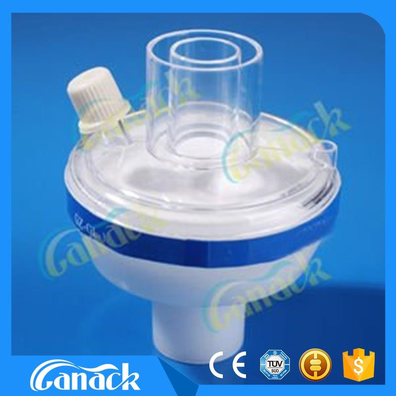 CE approved HME Filters, Disposable HME filter breathing machine filter
