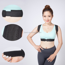 Back pain traction belt / vest orthopedic posture corrector with factory price
