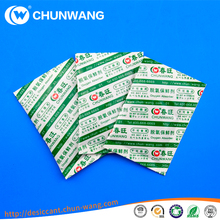 Chunwang food packaging agent chinese supplier oxygen absorber for coffee and tea storage
