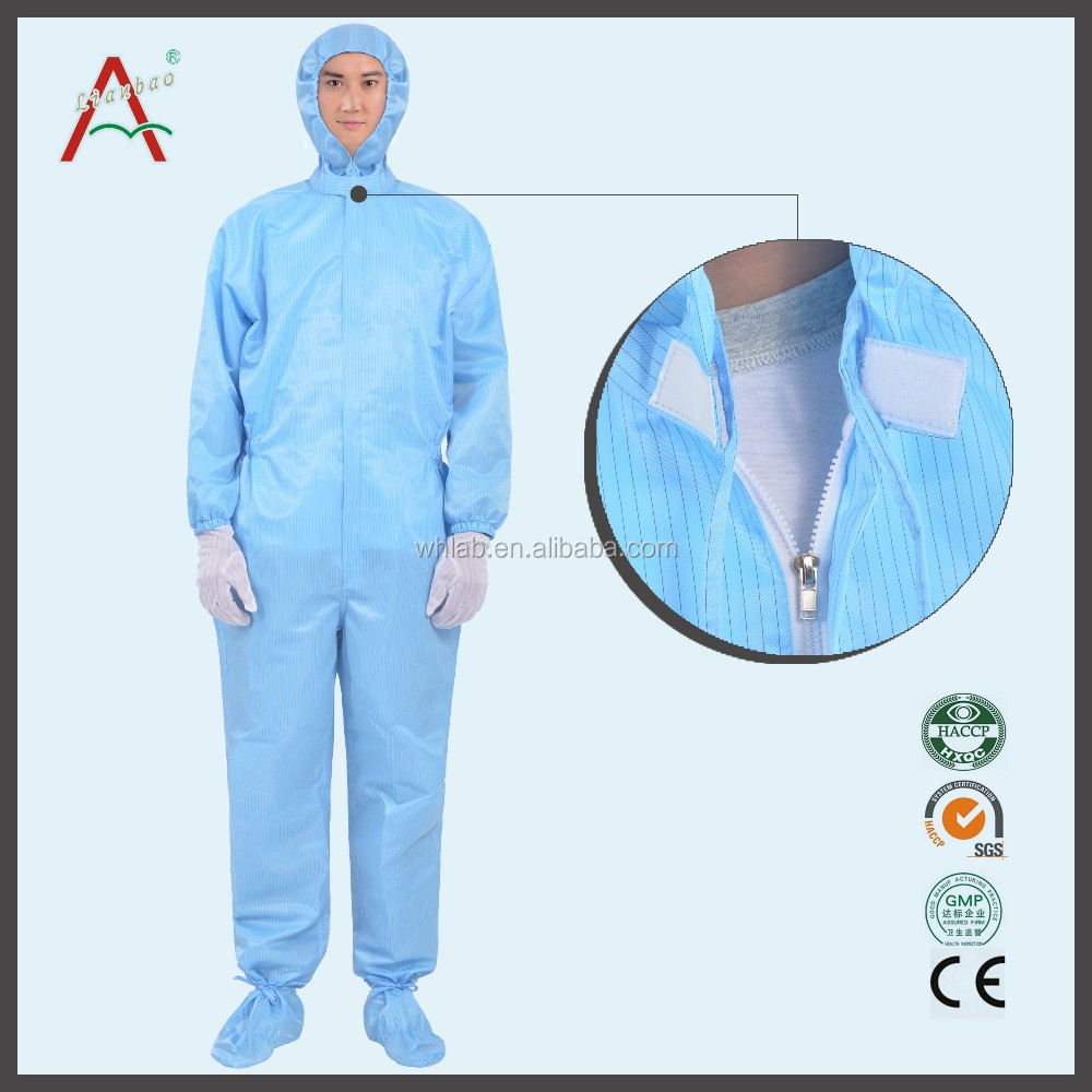 Cleanroom Painting Clothing Uniforms