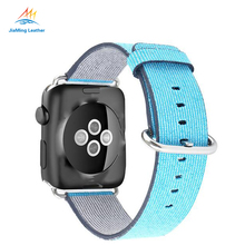 Shenzhen Nato Nylon Steel Watch Band Stainless For Apple Watch