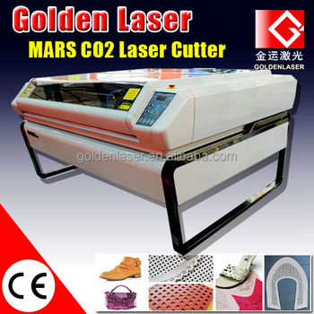 Leather Laser Cutting Machine for Shoes,Boots,Bags,Upholstery,Gloves,Seat Covers